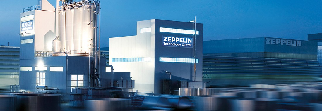 Zeppelin Kundencenter/Technikum