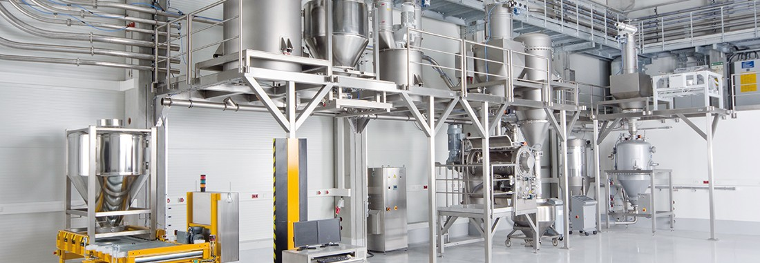 Zeppelin Reimelt Food Technology Center