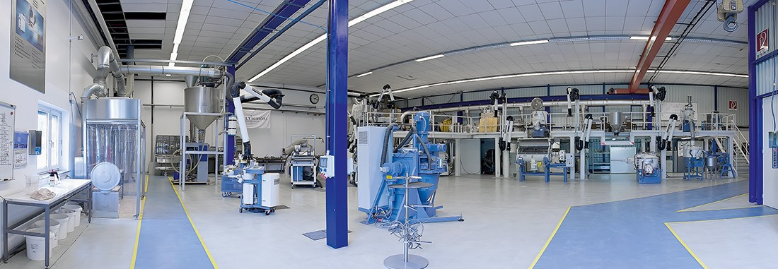 Zeppelin Technology Center Kassel