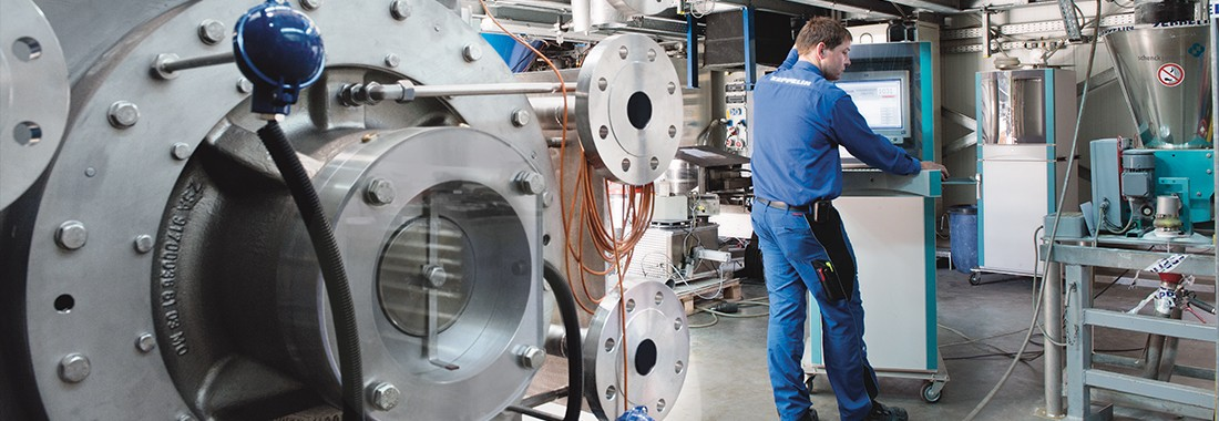 Zeppelin Technology Center Friedrichshafen